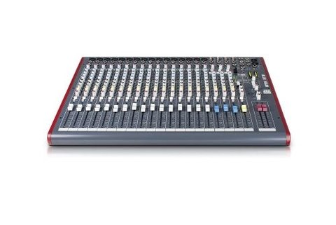 Mixer Consola Allen & Heath Zed 22 Fx Usb Fact A Y B