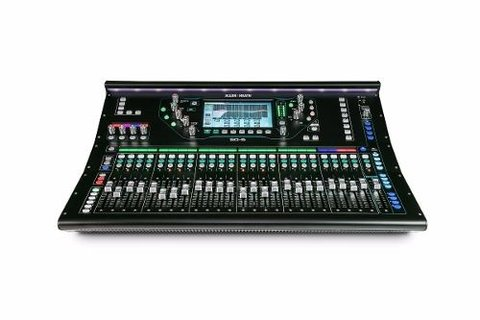 Mixer Consola Digital 24 Canales Allen & Heath Sq6