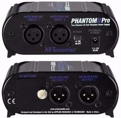 Fuente Activa Phantom Power Art Phantom 2 - comprar online