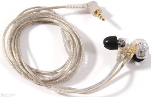 Auricular Profesional In Ear Intraural Shure Se215 Nuevo !! - circularsound
