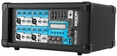 Consola Cabezal De Sonido 4 Canales Moon M410up C/ Bluetooth - circularsound