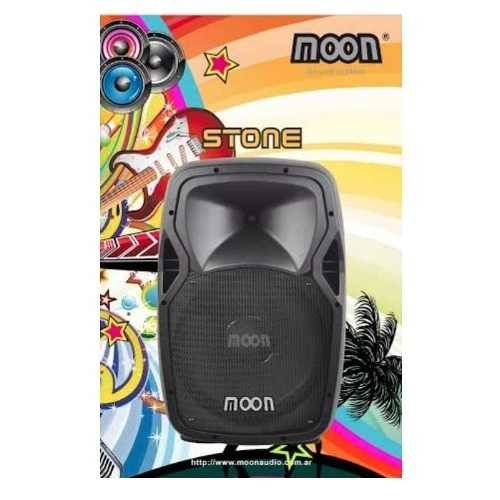 Bafle Activo De 15 Moon Stone 15au Bluetooth Radio Usb en internet