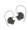 Auriculares In Ear Kz Zsn Pro Gray
