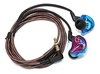 Auriculares In Ear Kz Zst Pro Purple en internet
