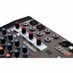 Mixer Consola Allen & Heath Zed 6 - circularsound