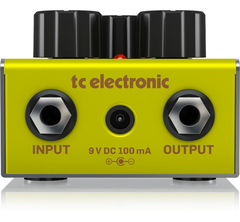 Pedal De Efecto Tc Electronic Afterglow Chorus - circularsound