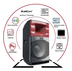 Bafle Activo Audiocenter Sa312 en internet