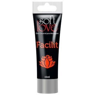 Gel Lubrificante Anal Sem Dor Facilit Hot 4x1 Soft Love Bisn.15ml - comprar online