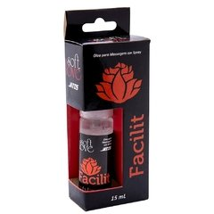 Facilit Excitante Anestésico Anal Hot Blackout 4 x 1 Jatos 15ml