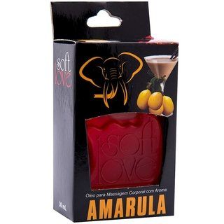 Gel Lubrificante Aromatizante HOT Amarula Beijável 30ml na internet