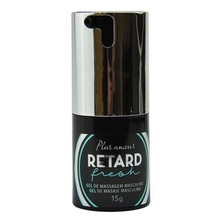 Gel RETARD Excitante e Retardante Luxo - Secret Play