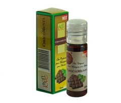 Gel Lubrificante Aromatizante HOT Chocomenta Beijável 30ml