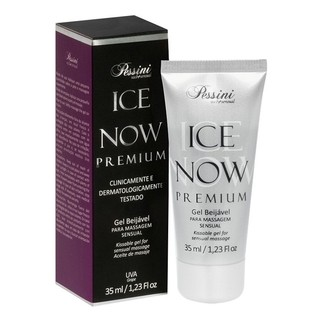Gel Térmico Beijável Ice Now Premium UVA 35ml Pessini 35ML - 1822 - comprar online