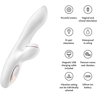 Satisfyer Pro G Spot Rabbit - SAT007