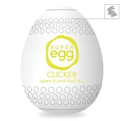 Masturbador Ovo Magical Kiss Egg - Clicker