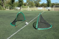 Pop Up Gol - Par de Arcos -  (1,83x1,22 mts) - Sportable