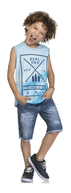 CAMISETA REGATA CALIFORNIA 4/10 - 11186 - KAMYLUS