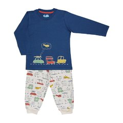 PIJAMA CARROS 1/3 - 20817 - HAVE FUN