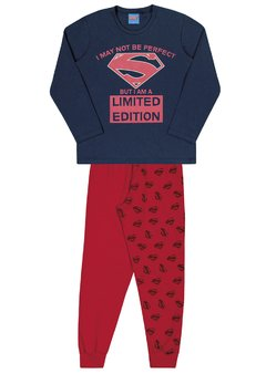 Pijama SuperMan 1/10 - 82130 - Kamylus