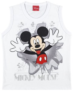 CAMISETA REGATA MICKEY 4/10 - 85031 - KAMYLUS