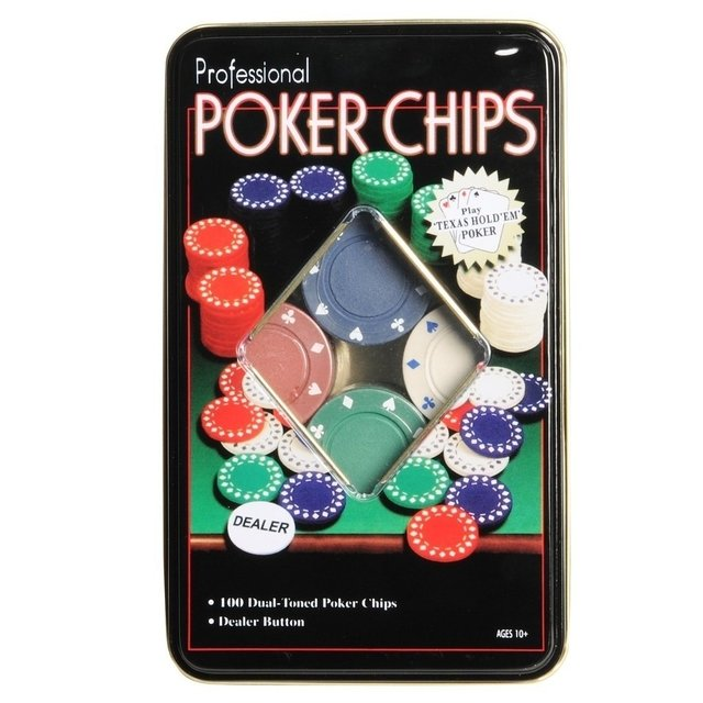Profissional Poker Chips