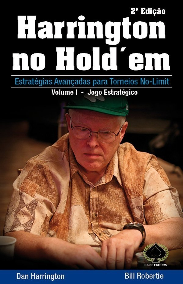 Harrington no Hold'em - Volume I