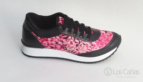 Gala Zapatilla / Modelo: Pink in love