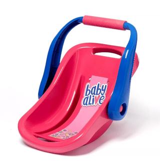 Bebe Conforto Baby Alive Hasbro Cotiplas...