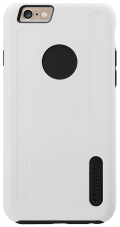 Capa Double Layer PRO Branco e Preto iPhone 6 6S - 1WEBK na internet