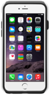 Imagem do Capa Double Layer PRO Branco e Preto iPhone 6 6S - 1WEBK