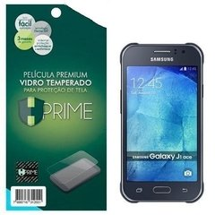 Película HPrime PET Invisível Galaxy J1 Ace - 714