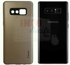 Capa Anti Impacto Galaxy Note 8 Dourada na internet