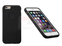 Capa Double Layer PRO Preto iPhone PLUS 6 6S - comprar online