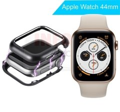 Bumper Magnetico de Alumino Preto Apple Watch 44mm