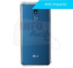 Capa Anti Impacto Transparente LG K12 Plus
