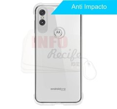 Capa Anti Impacto Transparente Moto One