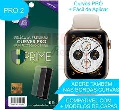 Película HPrime Curves Pro Apple Watch 44mm - 4076