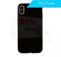 Capa TPU Fumê Apple Iphone X / XS - comprar online