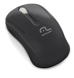 Mouse Óptico Sem fio Wireless 2.4ghz Eco - Preto - MO173