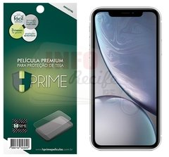 Película HPrime PET Invisível Iphone XR e 11 - 982 - comprar online