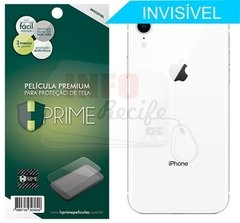 Película HPrime PET Invisível Iphone XR (VERSO) - 984