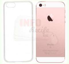 Capa TPU Transparente Apple Iphone SE 5 5S