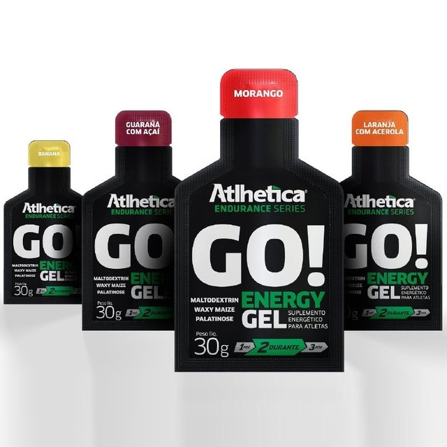 GO Energy Gel