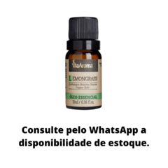 Óleo Essencial 10ml - Lemongrass