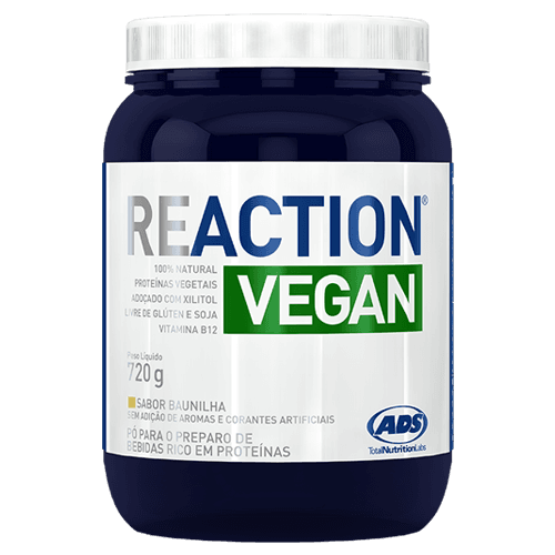 REACTION VEGAN