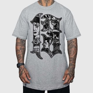 Camiseta Gangsta 13