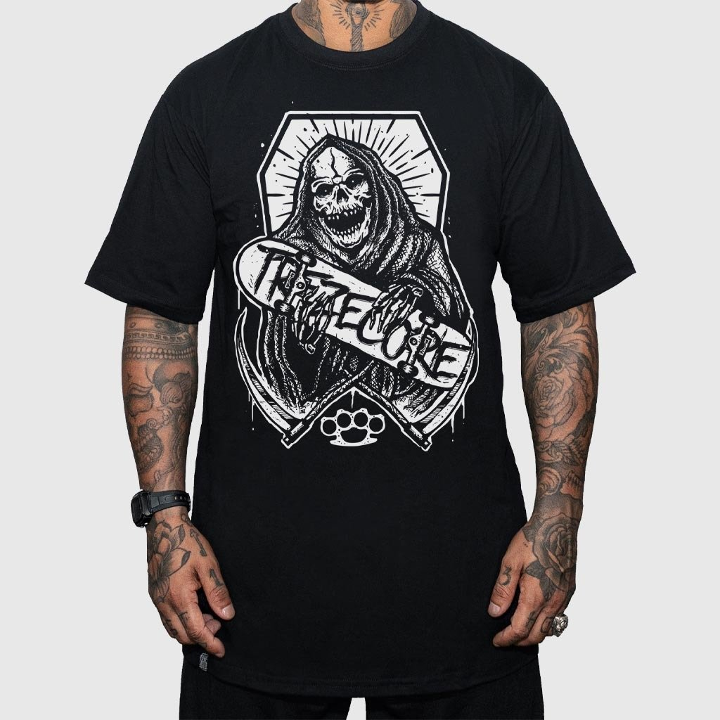 Camiseta Skate or Die