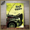 Chapa Colgable - Famous Movies Cars Posters - 018