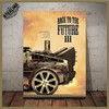 Chapa Colgable - Famous Movies Cars Posters - 020