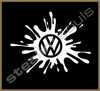 Stickers / Decals - Volkswagen - 125